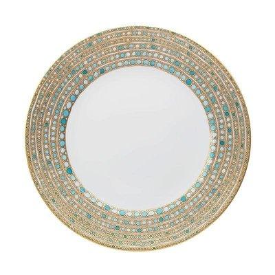 Haviland Haviland Syracuse Turquoise Dinner Plate