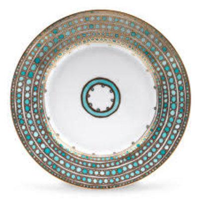 Haviland Haviland Syracuse Turquoise Dessert Plate