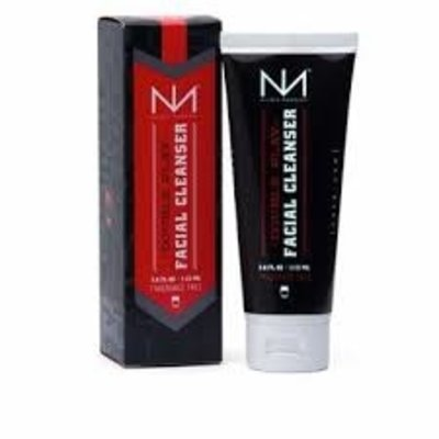 NIVEN MORGAN NIVEN MORGAN DOUBLE PLAY FACIAL WASH/ EXFOLIANT 2.3 OZ