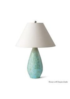 Simon Pearce Simon Pearce Crystalline Bristol Pottery Lamp (shade sold separately)