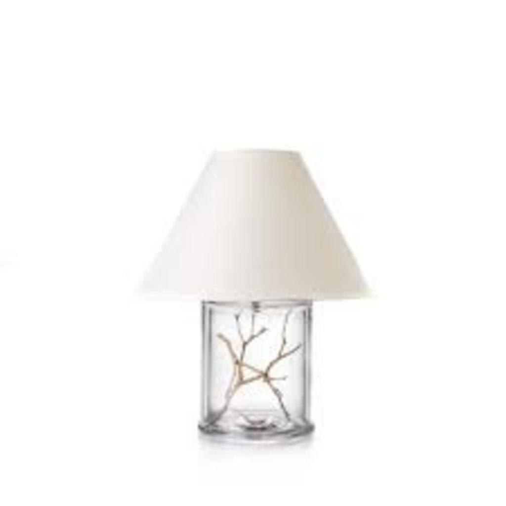 Simon Pearce Simon Pearce S Nantucket Lamp - Shade Sold Separately