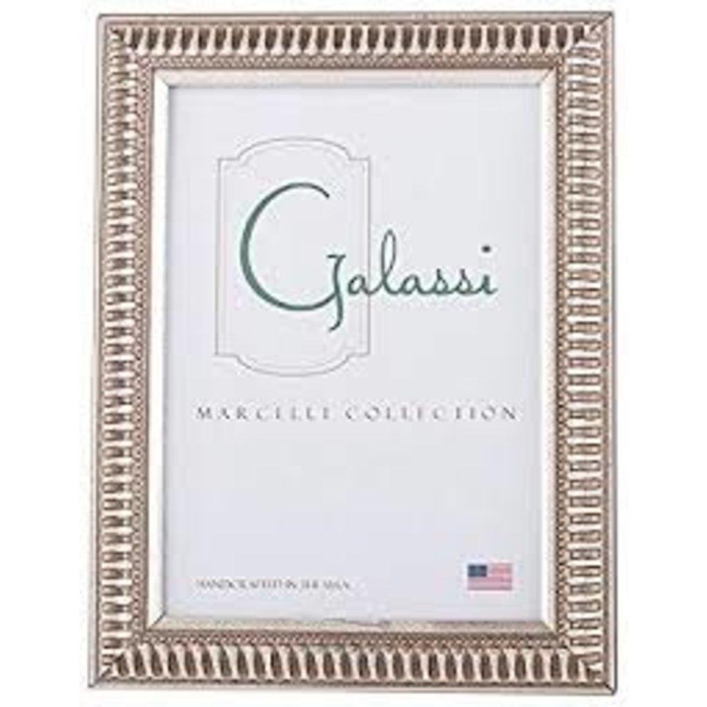 Galassi Galassi Silver Weave Frame- 4x6