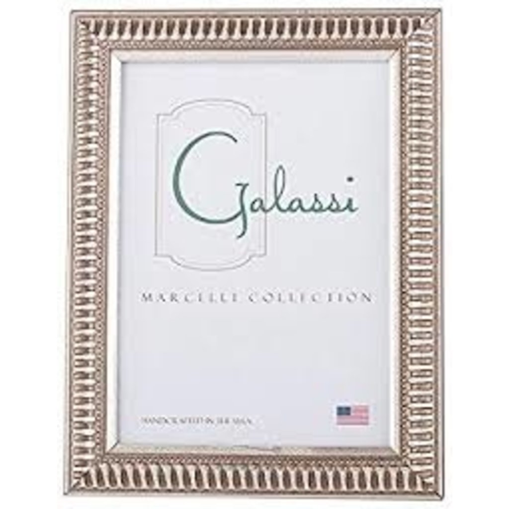 Galassi Galassi Silver Weave Frame- 5x7