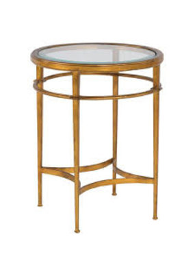 Woodbridge Woodbridge Madeleine Round Side Table