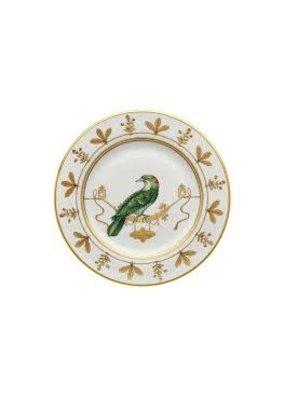 Richard Ginori Richard Ginori Voliere Charger Plate - Parrot