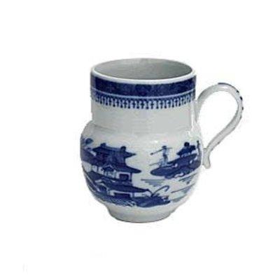 Mottahedeh Mottahedeh Blue Canton Shang Mug