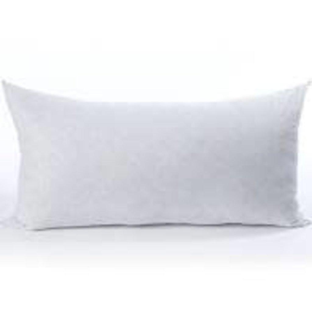 John Robshaw Textiles John Robshaw Pillow Insert for 17x32 Pillow