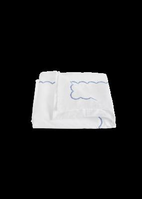 Matouk Matouk Scallop Twin Flat Sheet
