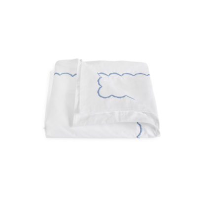 Matouk Matouk Scallop Twin Flat Sheet