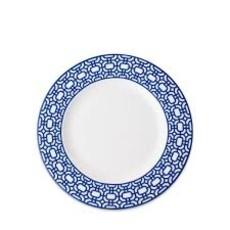 "Caskata Caskata Newport Blue Salad Plate -8"""