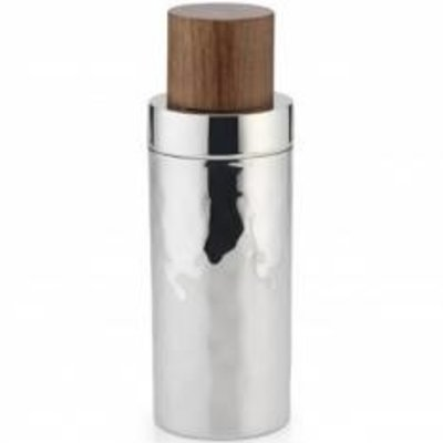 Mary Jurek Mary Jurek Sierra Cocktail Shaker w/Wood Lid 9.5""