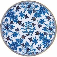 "Wedgwood Wedgewood Hibiscus Salad Plate 8"""