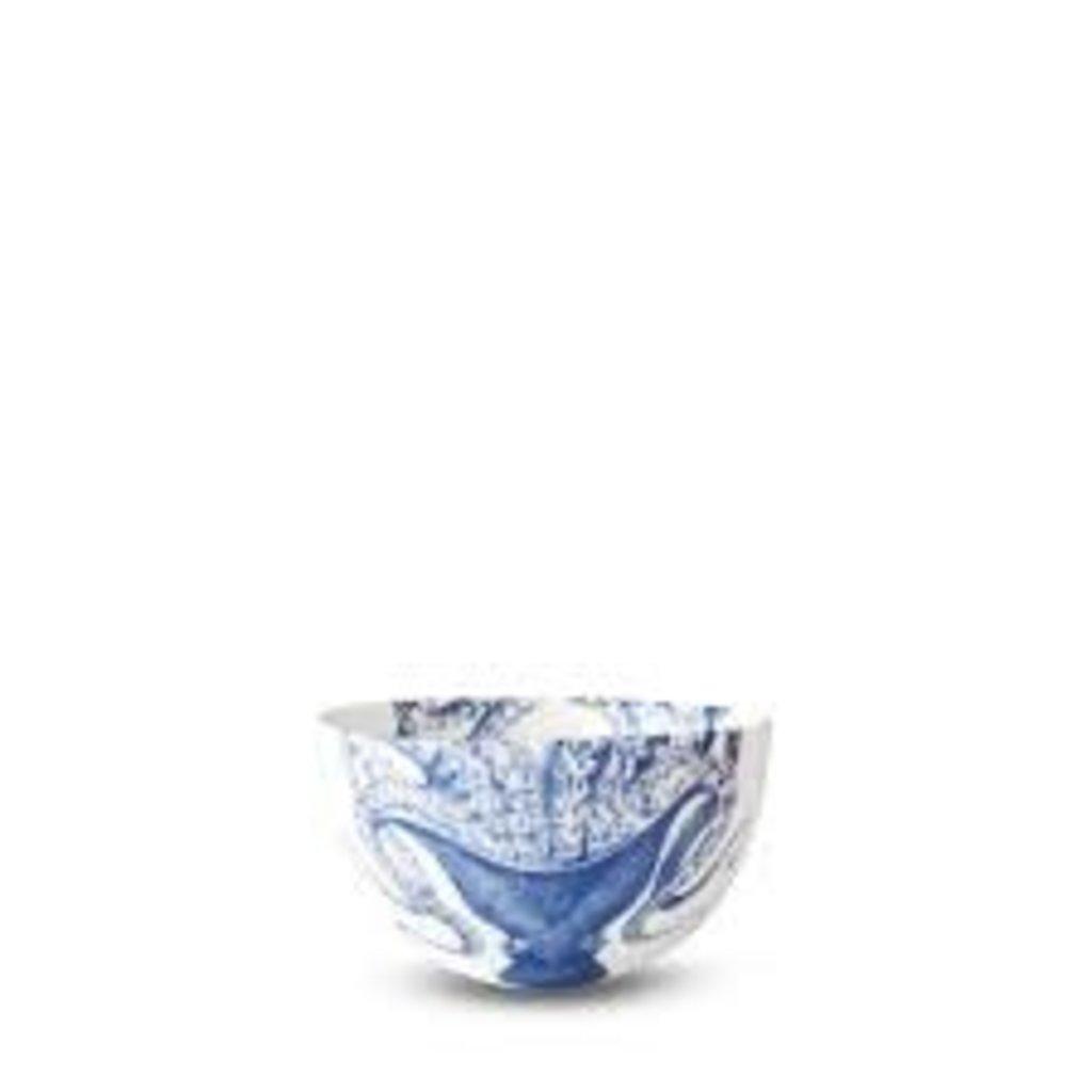 """Caskata Caskata Blue Lucy 4.5"""" Bowl"""