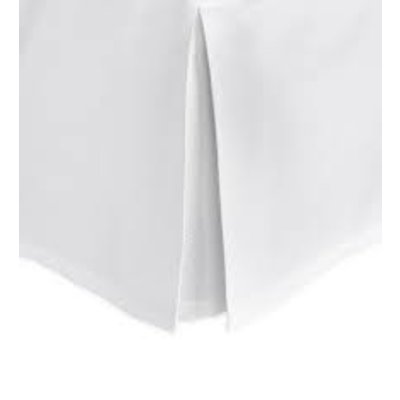 Matouk Matouk Diamond Pique King Bed Skirt