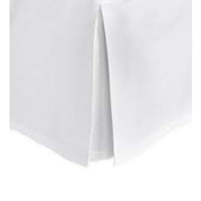 Matouk Matouk Diamond Pique Queen Bed Skirt