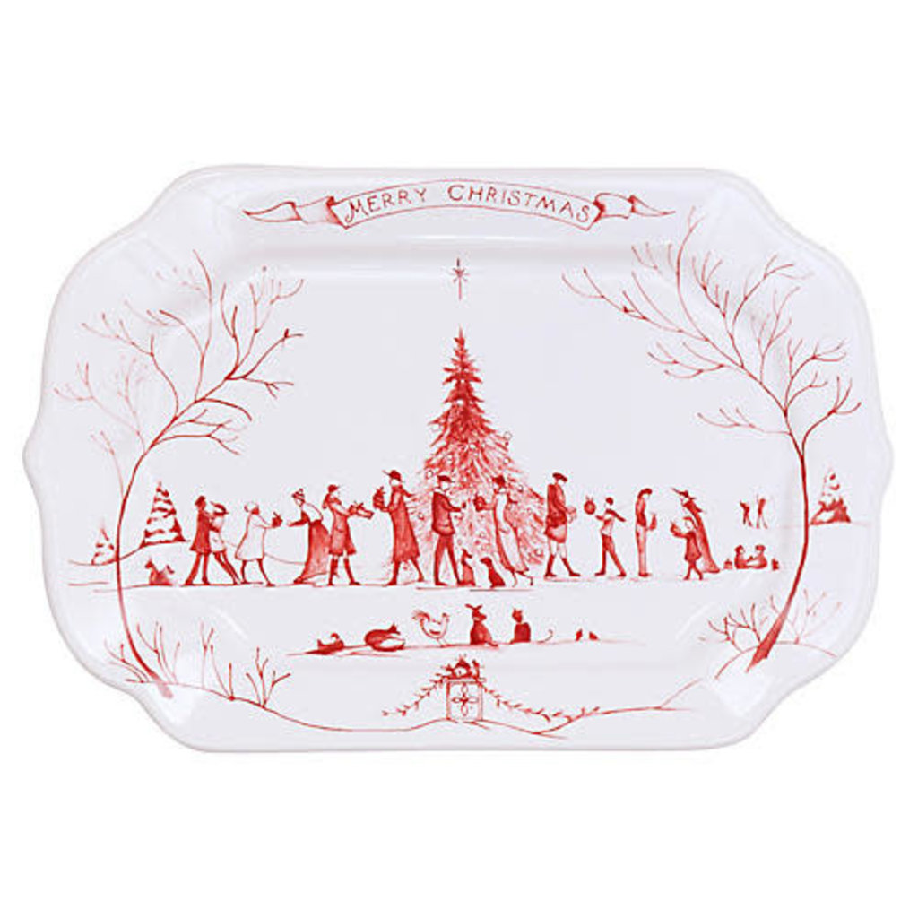 Juliska Juliska CE Merry Christmas Gift Tray