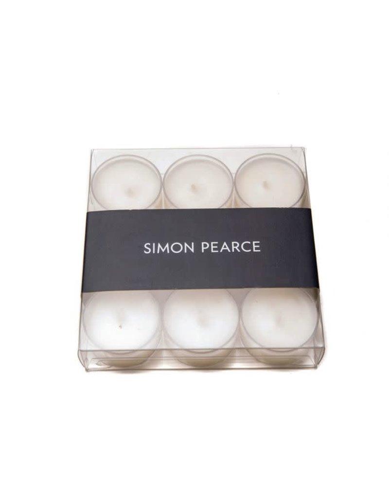 Simon Pearce Simon Pearce Tea Light Candles - Set of 9