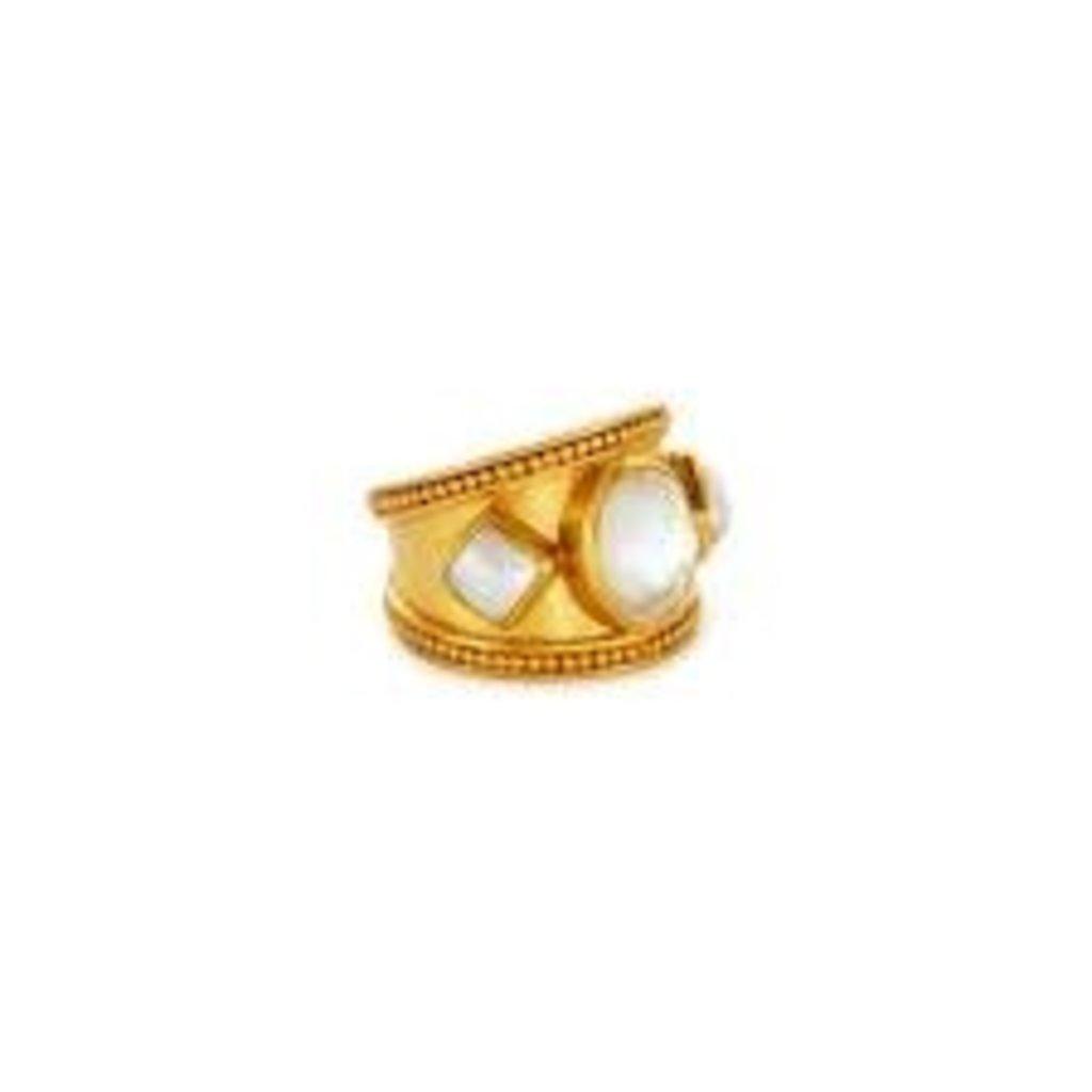 Julie Vos Julie Vos Loire Stone Ring