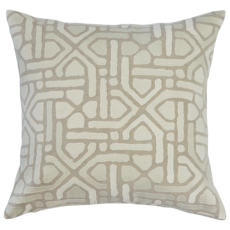 John Robshaw Textiles John Robshaw Bandhu 20x20 Pillow Cover - Insert Not Included