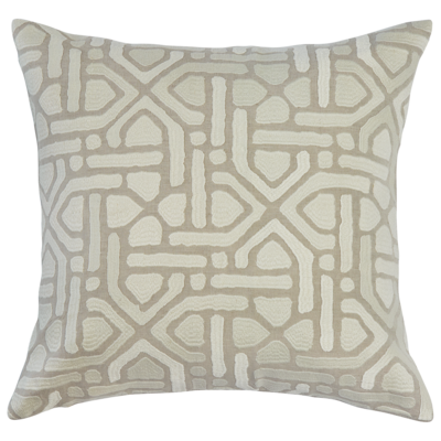 John Robshaw Textiles John Robshaw Bandhu 20x20 Pillow Cover - Insert Not Included