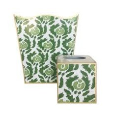 Dana Gibson Dana Gibson Beaufont in Green Wastebasket