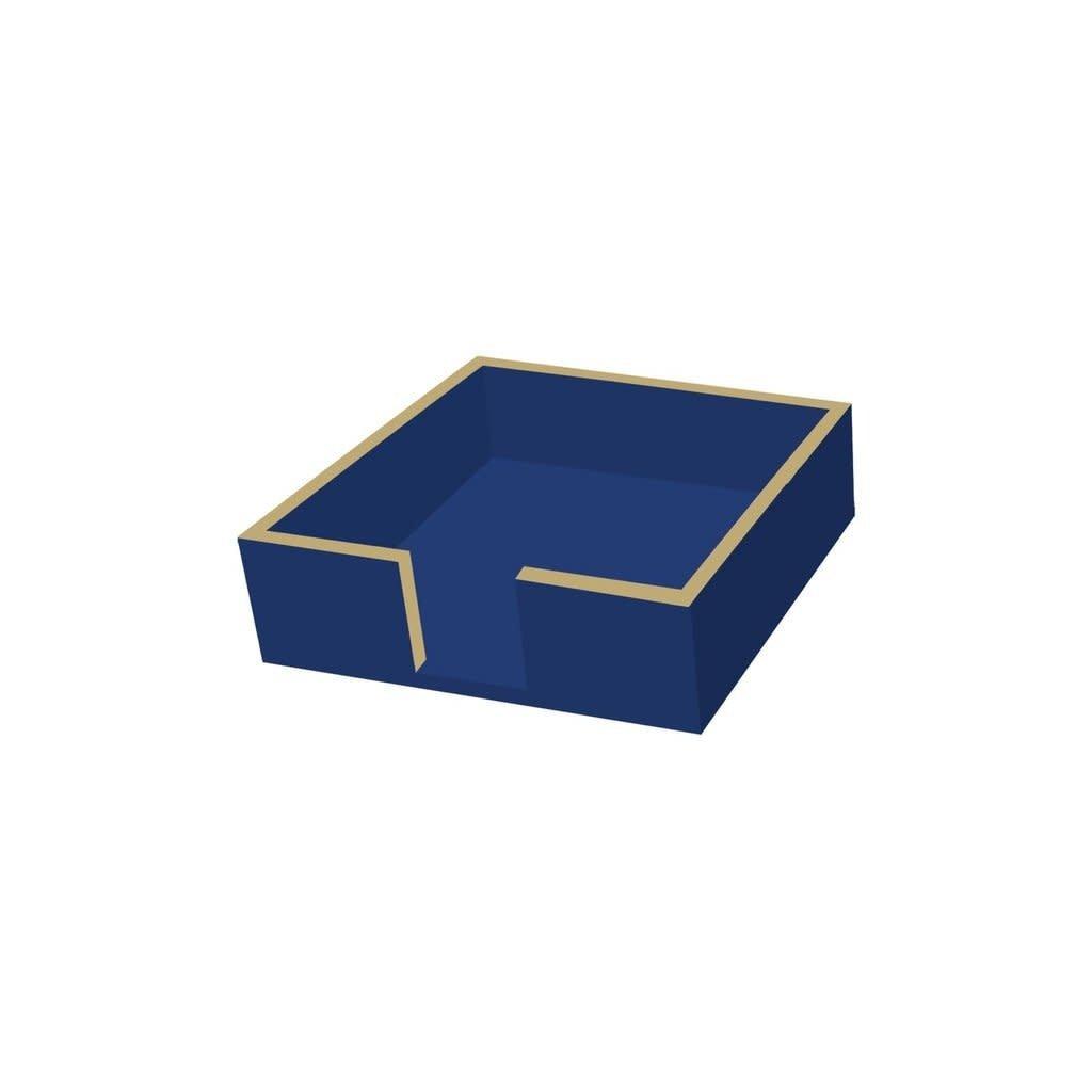 Paperproducts Design PPD Beverage napkin caddy-Blue