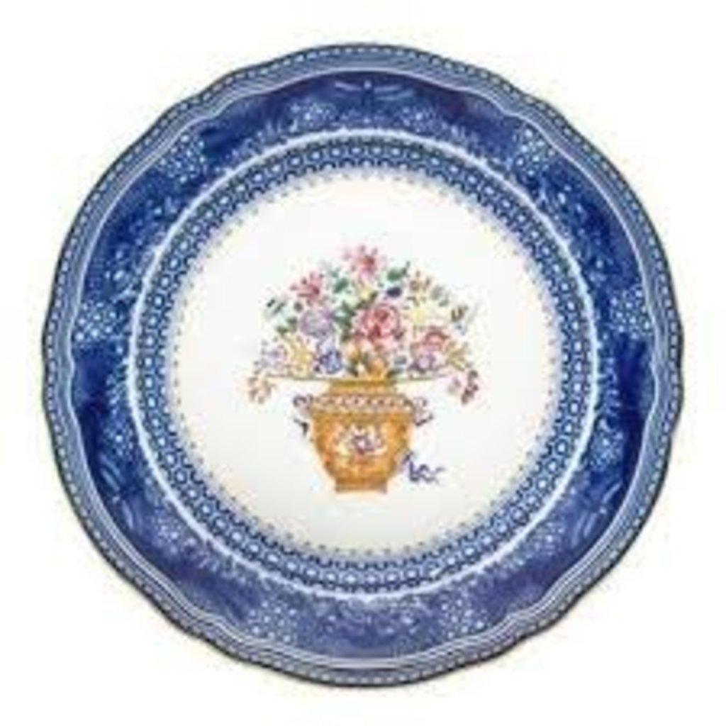 Mottahedeh Mottahedeh Mandarin Bouquet Dinner Plate