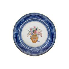 Mottahedeh Mottahedeh Mandarin Bouquet B&B Plate