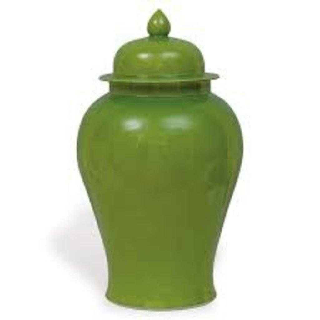 Port 68 Port 68 Apple Green Temple Jar