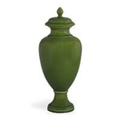 Port 68 Port 68 Greenwich Apple Green Jar