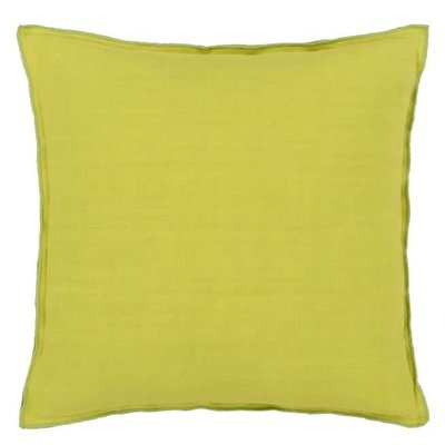 Designers Guild Designers Guild Brera Lino Decorative Pillow Lime