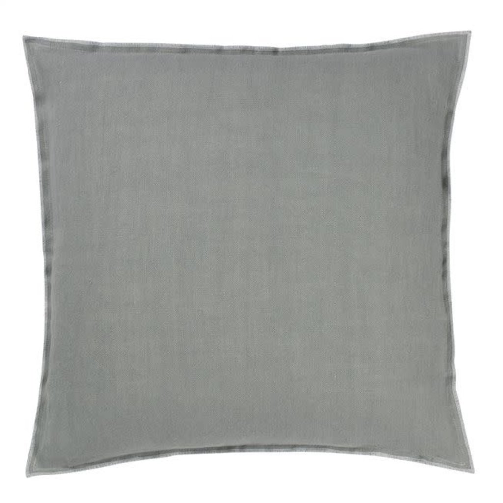 Designers Guild Designers Guild Brera Lino Decorative Pillow - Zinc