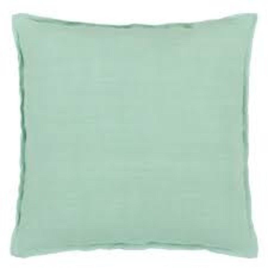Designers Guild Designers Guild Brera Lino Decorative Pillow- Pale Jade