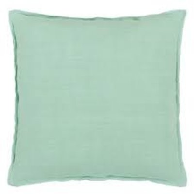 Designers Guild Designers Guild Brera Lino Decorative Pillow- Pale Jade
