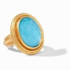 Julie Vos Julie Vos Barcelona Statement Ring