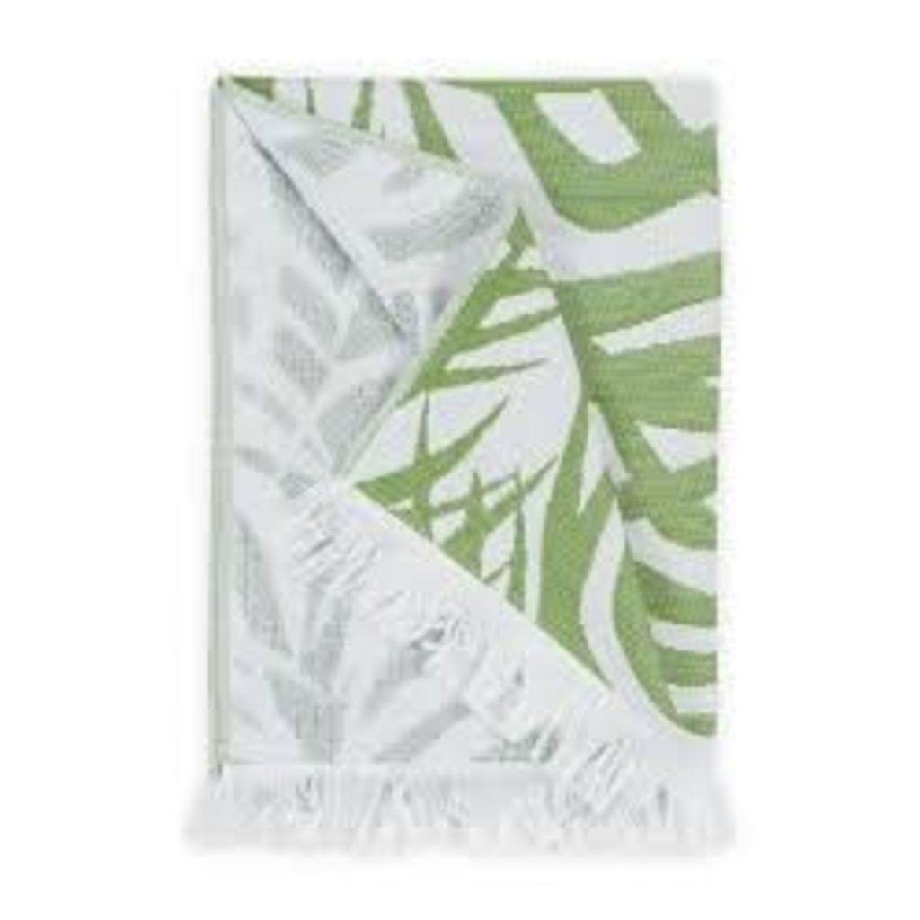 Matouk Matouk Zebra Palm Beach Towel