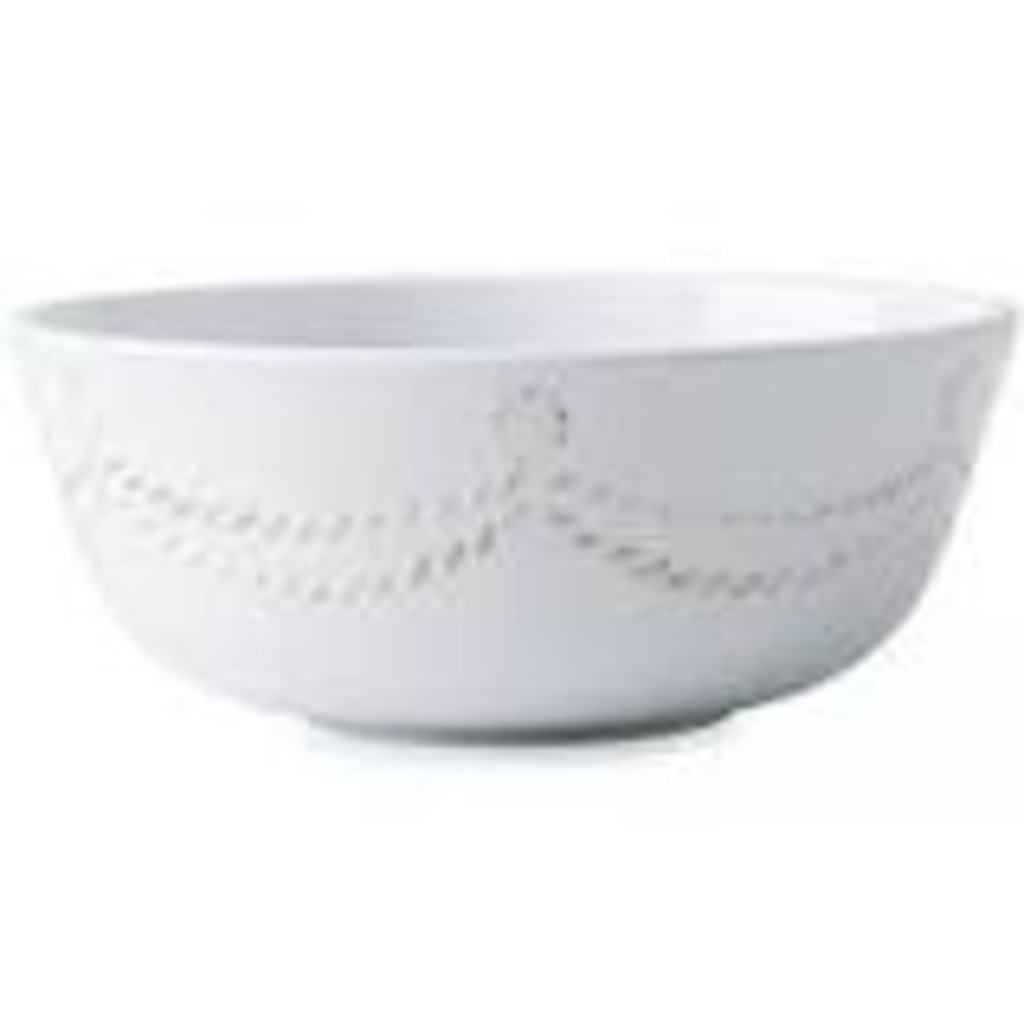 Juliska Juliska Berry & Thread Cereal/ Ice Cream Bowl Melamine Whitewash