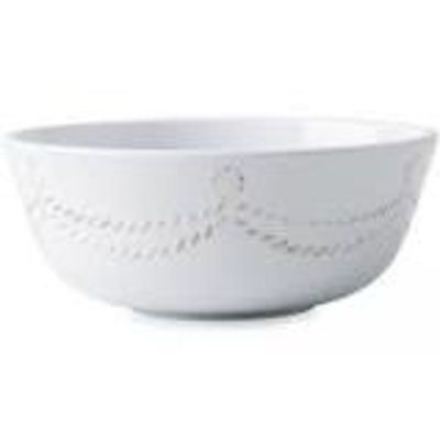 Juliska Juliska Berry & Thread Cereal/ Ice Cream Bowl Melamine Whitewash