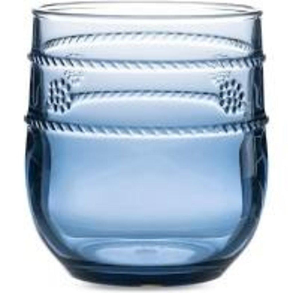 Juliska Juliska Isabella Acrylic Tumbler- Blue