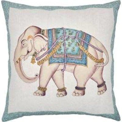 John Robshaw Textiles disc John Robshaw Jambira 22x22 Pillow