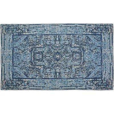 John Robshaw Textiles John Robshaw Kalanka Printed Indoor/Outdoor Rug