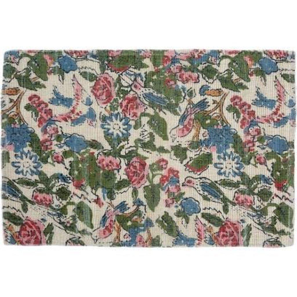 John Robshaw Textiles *Disc* John Robshaw Nutana Printed Indoor/Outdoor Rug