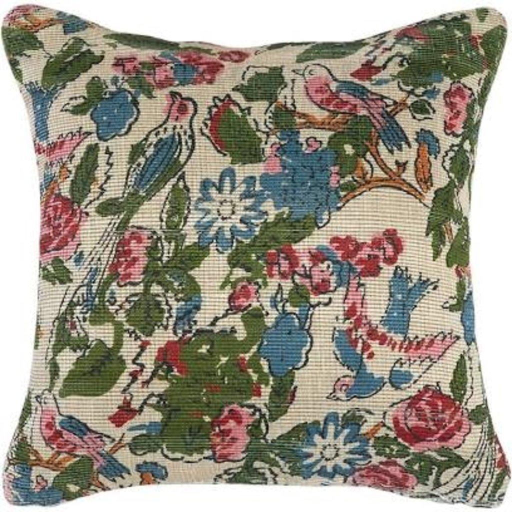 John Robshaw Textiles John Robshaw Nutana 22x22 Outdoor Pillow- Insert Sold Separately