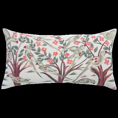 John Robshaw Textiles disc John Robshaw Vadati Bolster Pillow- Insert Sold Separately