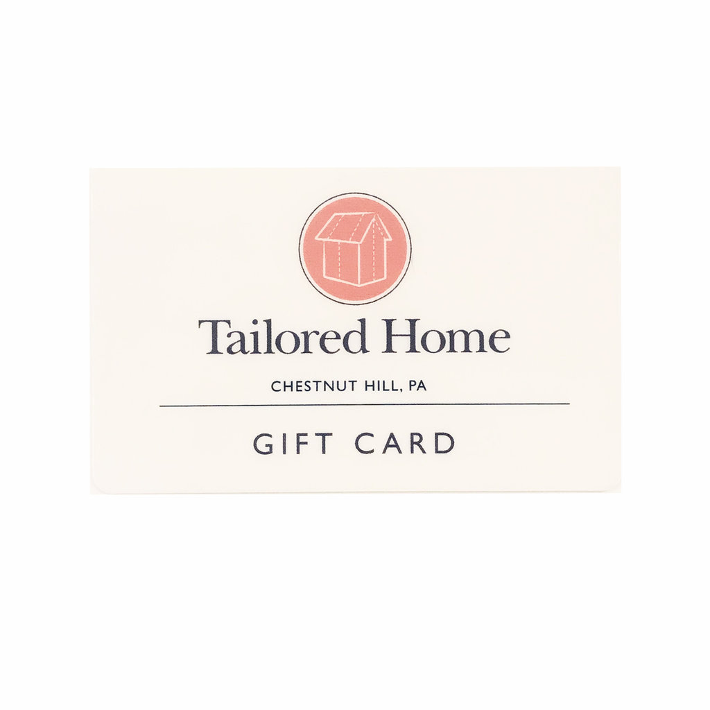 Tailored Home Gift Card