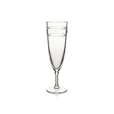 Juliska Juliska Champagne Flute Acrylic Isabella
