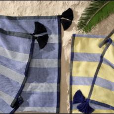 Matouk Tulum Beach Towel & Blanket