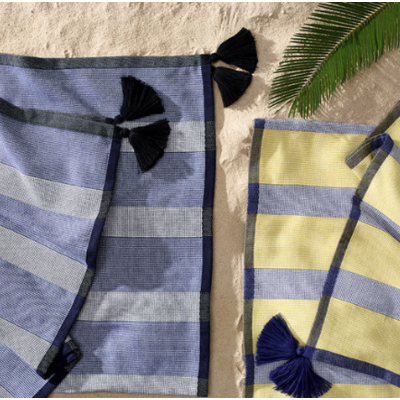 Matouk Tulum Beach Towel & Blanket