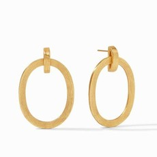 Julie Vos Julie Vos Aspen Doorknocker Earring
