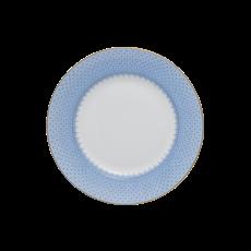 Mottahedeh Mottahedeh Cornflower Lace Dinner Plate